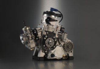 MODENA KK1 engine kart KZ1 KZ2 KZ125 renneskart