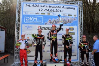 Deutsche Kart Meisterschaft DKM 2013 Ampfing crg 1