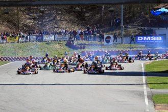 Deutsche Kart Meisterschaft DKM 2013 Ampfing crg