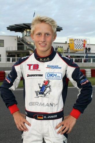 Deutsche Kart Meisterschaft DKM 2013 Ampfing janker