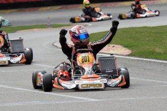 Deutsche Kart Meisterschaft DKM 2013 Ampfing pex jorrit