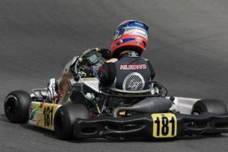 CIK FIA EUROPEAN CHAMPIONSHIP WACKERSDORF lh kart hiltbrand