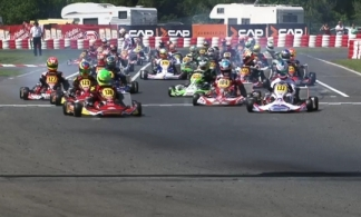 CIK FIA EUROPEAN CHAMPIONSHIP WACKERSDORF maranello zanardi