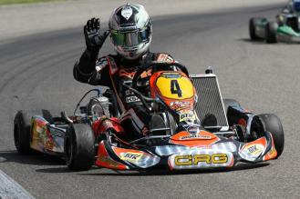WSK EURO SERIES GENK - KZ1 DAVIDE FORE' 1