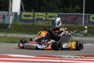 WSK EURO SERIES GENK - KZ1 DAVIDE FORE' 2