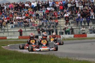 Championship european 2013 Genk crg verstappen pex 1