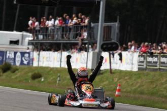 Championship european 2013 Genk crg verstappen