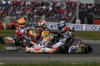 Championship european 2013 Genk lh kart hiltbrand