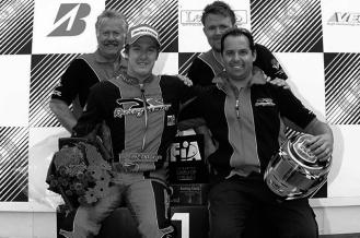 championship european genk dr kart -KZ2 emil antonsen