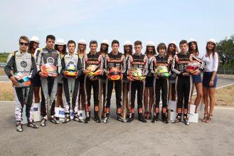 cik championnat d'europe kf ortona 2013 crg lh kart