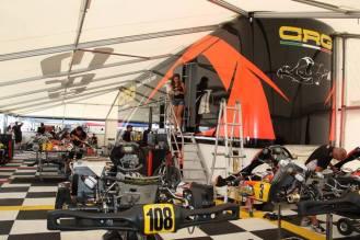 cik championnat d'europe kf ortona 2013 crg racing team 3