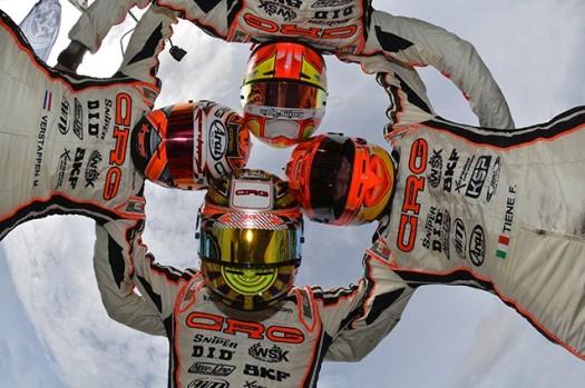 England CRG Max Verstappen World Championship KF  Brandon's karting Palou_Tiene_Lennox_Brandon