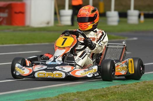 Bahrain CRG World Championship felice tiene