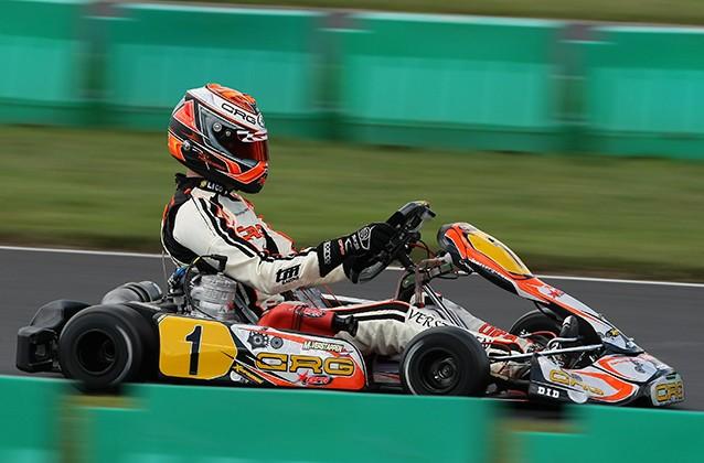 Bahrain CRG World Championship max Verstappen