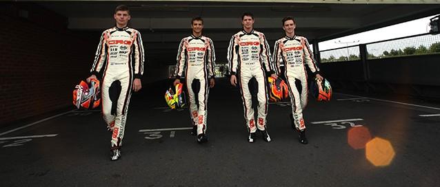 Bahrain CRG World Championship Verstappen_Palou_Tiene_Lennox