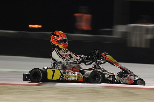 Bahrain world championship crg felice tiene
