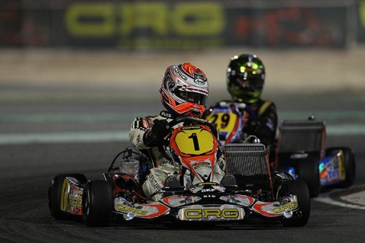 Bahrain world championship crg Max Verstappen