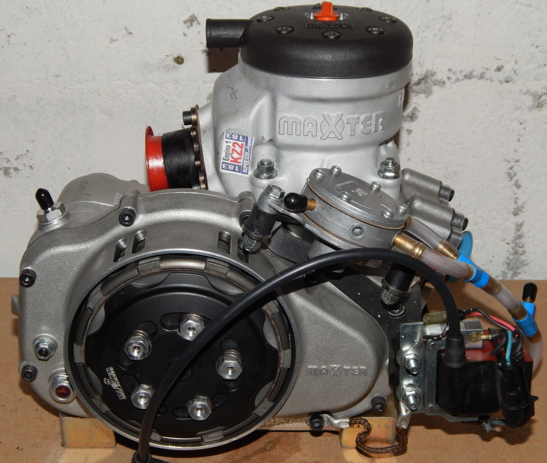 maxter MXS nouveau cylindre usine 2013 renneskart