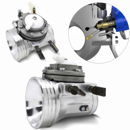 carburateur tillotson HM-2A carburettor tillotson HX-10A rotax max dd2 renneskart