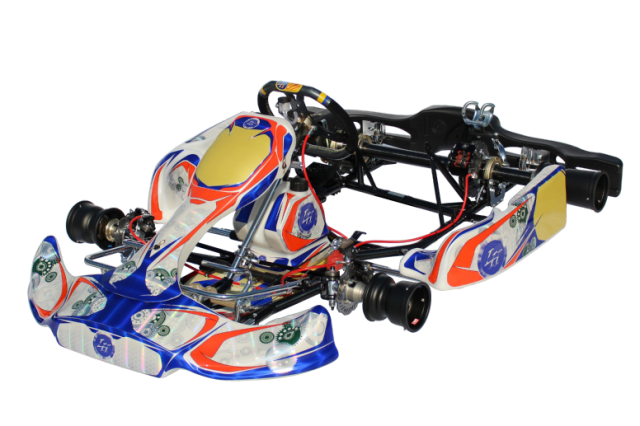 Kit d co rennes kart for Deco karting