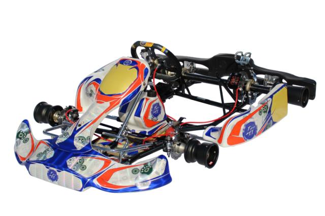 lh kart lh1x chassis frame kit déco stickers 2014 lh kart renneskart