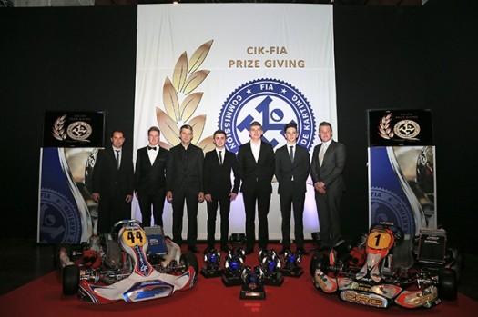 crg tinini group cik fia prize 2013