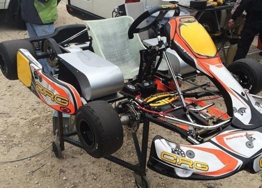 gemax technology electric kart