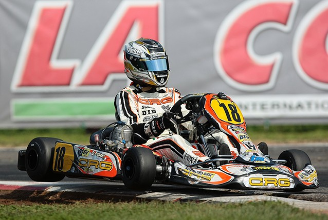 WSK CHAMPIONS CUP CRG_KZ2_Davide_Fore_Cunaphoto_WSK06999