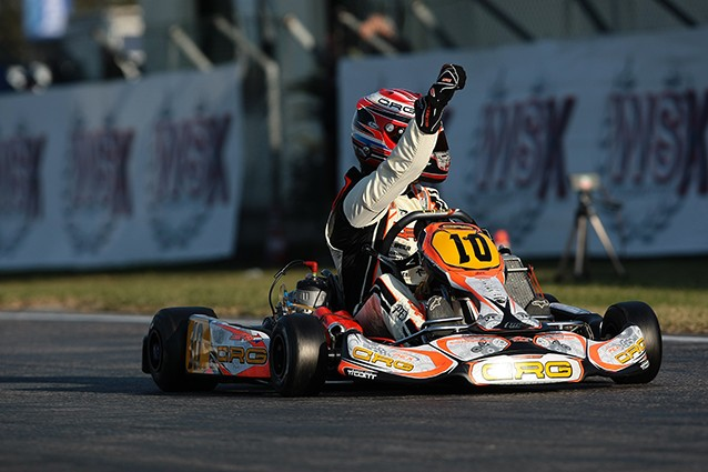 WSK CHAMPIONS CUP CRG_KZ2_Jorrit_Pex