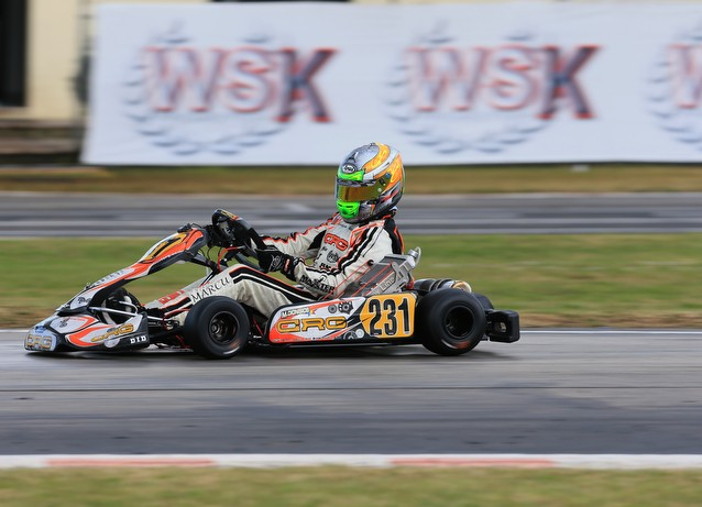 WSK Champions Cup marcus dionisos crg