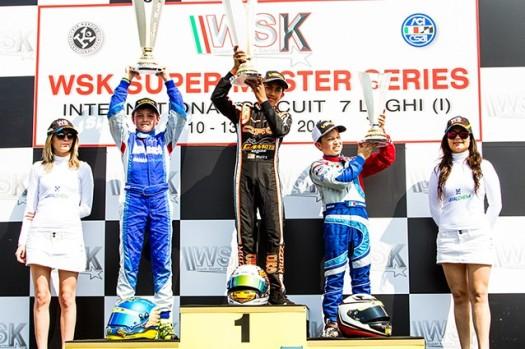 WSK Super Master Series Castelletto Muizzuddin
