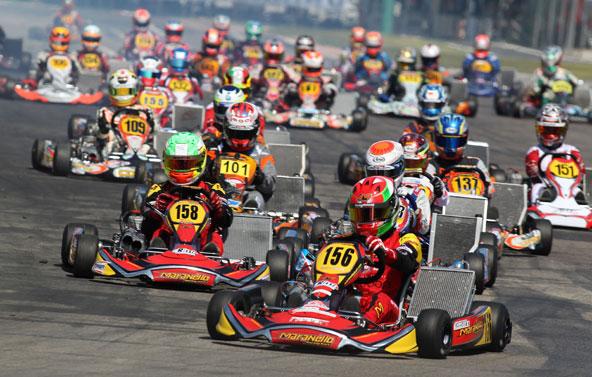 Championnat d'Italie la conca 2014 maranello