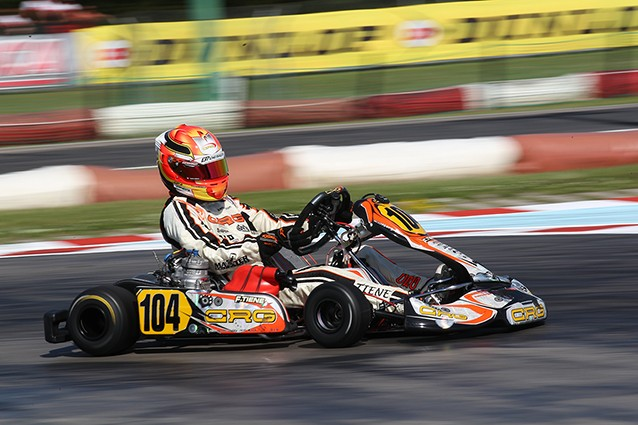 CRG_KF_Tiene_Ph_CRG_Press_FMP_7419 european CIK-FIA KF & KF Junior Championship