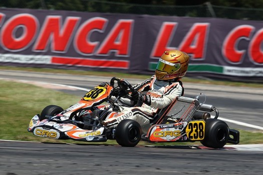 CRG_KFJ_Martinez_Ph_CRG_Press_FMP_5907 european CIK-FIA KF & KF Junior Championship
