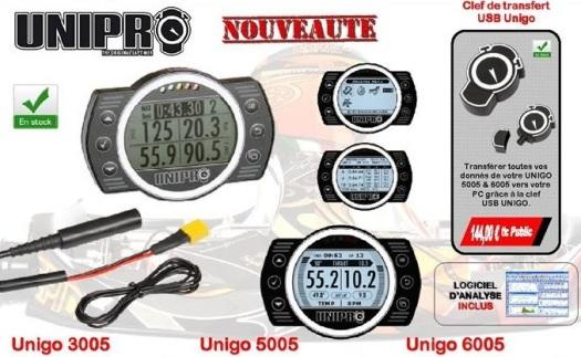 UNIPRO UNIGO 3005 - 5005 - 6005 renneskart - Copie