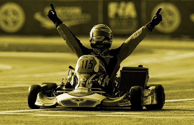 DR kart CIK-FIA-International-Super-Cup-KZ2-Sarno