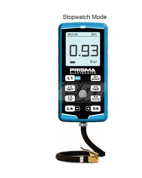 Prisma manomètre et chrono D063G